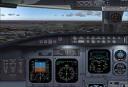 CRJ200 Instrument Panel