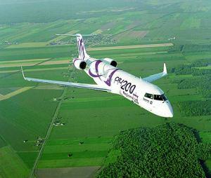 Bombardier Canadair CRJ200